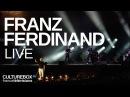 Franz Ferdinand (full concert) - Live @ festival Rock En Seine 2017