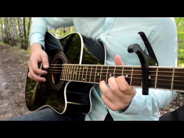 Nomy - Freakshow Part 1 (Solo Acoustic Guitar cover)