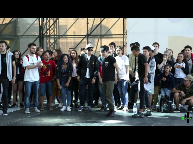 BOY SOUL VS GIRL HELLBLAZER | KRUMP 1X1 | SEMI-FINAL | ISDS 2017
