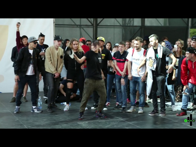 YOUNG HELLBLAZER VS GIRL HELLBLAZER | KRUMP 1X1 | FINAL | ISDS 2017