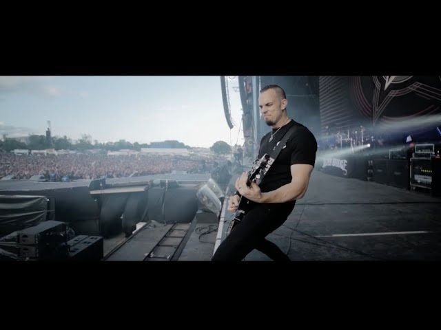 Alter Bridge - The Other Side Live
