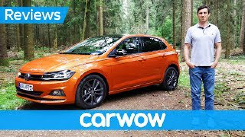 New Volkswagen Polo 2018 review - do you really need a Golf? | Mat Watson Reviews