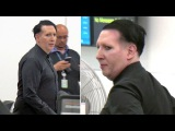 Marilyn Manson Not Looking Like Himself After Father's Death