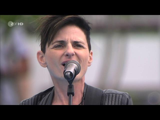 Peter Ries feat. Franca Morgano - Torn - ZDF Fernsehgarten 30.07.2017