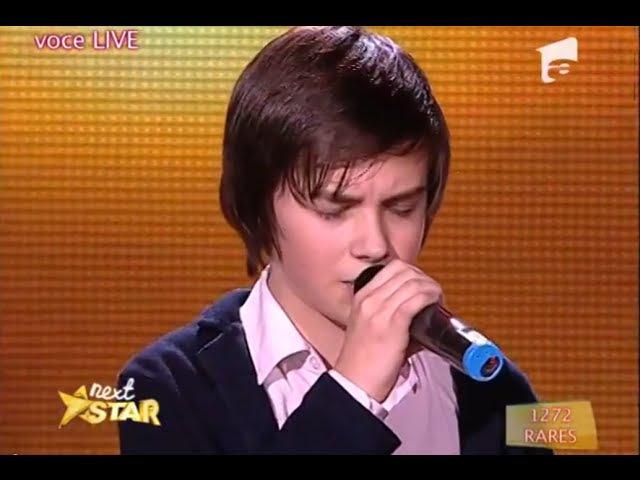 Beyonce - Halo. Interpretarea lui Rareş Maris, la Next Star, în Finala de Popularitate!