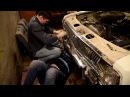 Газ 24-кабриолет Черная жемчужина1 серияРазборка