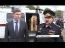 Взрывы гранат стрельба из БТРа спецназ на стадионе Шинник прошли антитеррор
