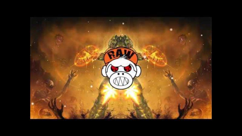 Activator - I Am The Dark (Rooler Remix) (XTRA RAW) [MONKEY TEMPO]