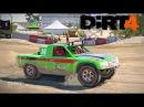 Гонки на полноприводном грузовике 🚚 Потный батл Dirt 4 часть 15