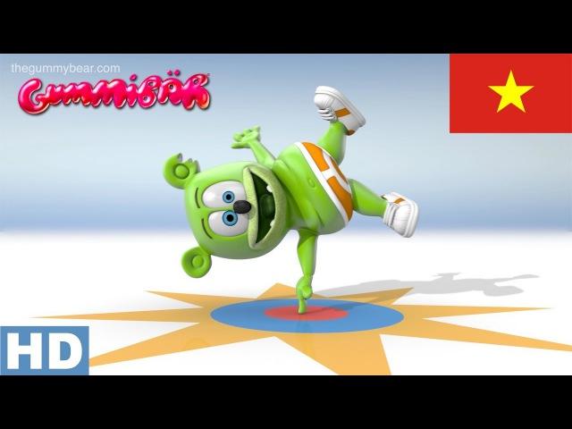 Bài Hát Gấu Nho HD - Long Vietnamese Version - Gummy Bear Song 10th Anniversary