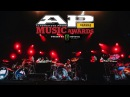 Josh Dun Adrian Young and Frank Zummo's Drum Performance at the 2017 APMAs