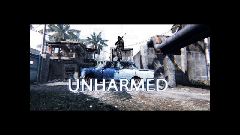 Warface Loced Out FragMovie ft Unharmed