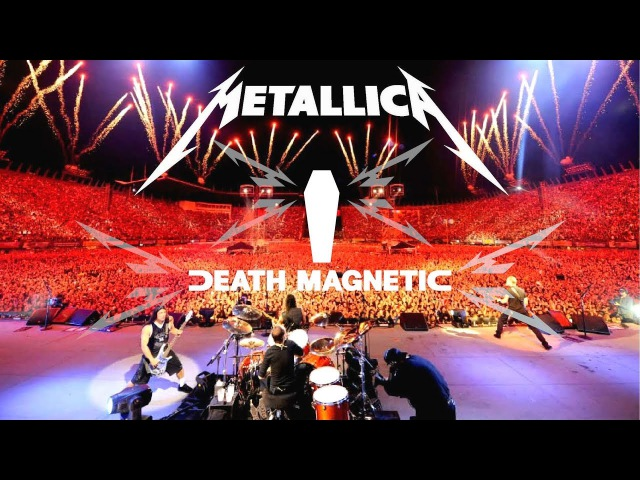 Metallica - Death Magnetic [Full Album LIVE on World Magnetic Tour] (2009-10)