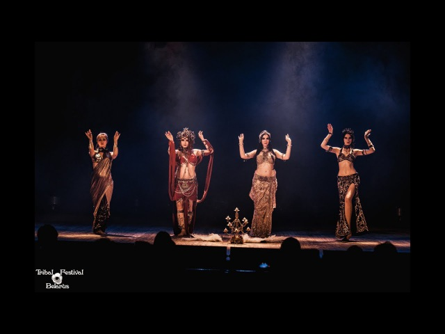 The Epochs - Dance studio EthnaOpium @ Tribal Festival in Belarus 2017