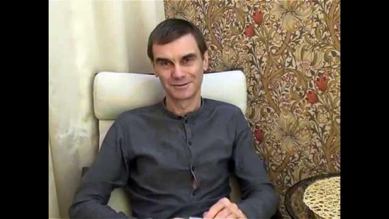 Вадим Борисов Может ли грешник продвигаться на духовном пути