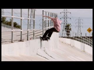 Kris Vile - NBD Shuv Front Krook Firestone Ditch - Dwindle LA skatecation Outtakes