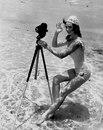 Сложно поверить, но эти подводные фотографии были сняты в 1938 году. Как вам?