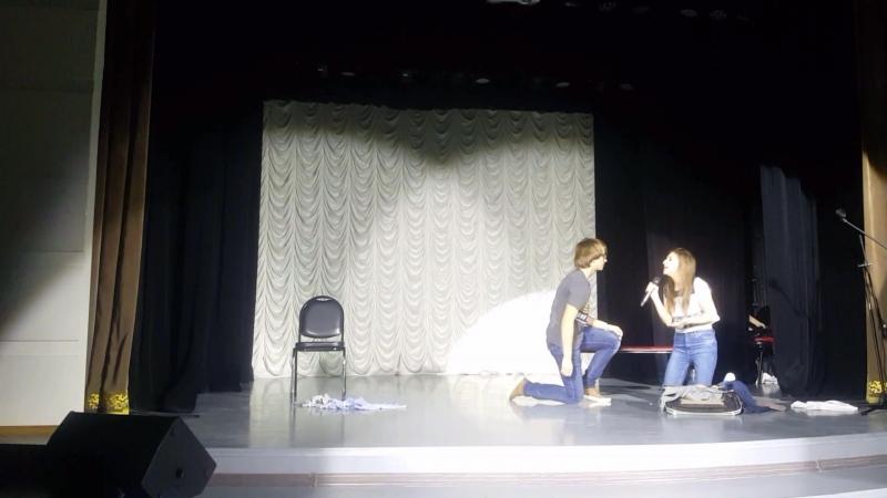 Прозорова Карина - Don't Speak