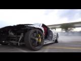RIP GT-458 - Crashed Ferrari Drifts Jacksonville Streets