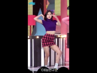 171216 TWICE- HeartShaker (Mina)