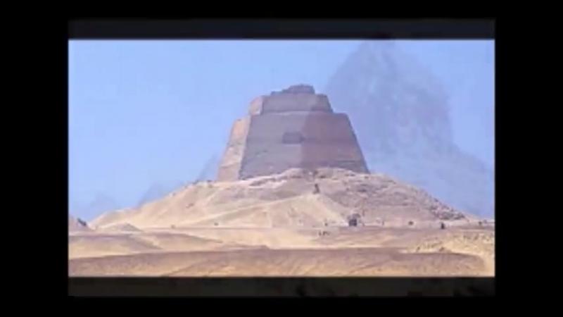 ВЕликаны Адиты или кто строил пирамиды и Баальбек._HIGH