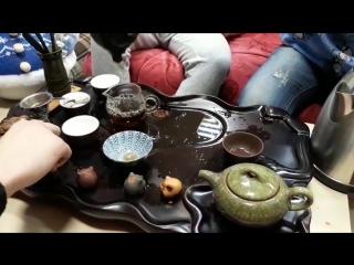 С Чаем Лёгкий шаг к здоровью 🎎🏮🎎 Утесный Дахун Пао 🌱😉