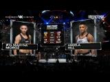 FIGHT NIGHT ORLANDO Maryna Moroz vs Angela Hill