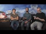 Человек-Паук: Возвращение Домой   Интервью с Томом Холландом