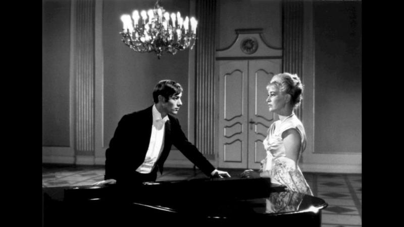 Гертруда 1964 Gertrud Карл Теодор Дрейер драма, мелодрама