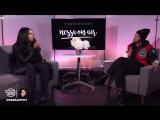 Трина говорит о Рианне и Бейонсе