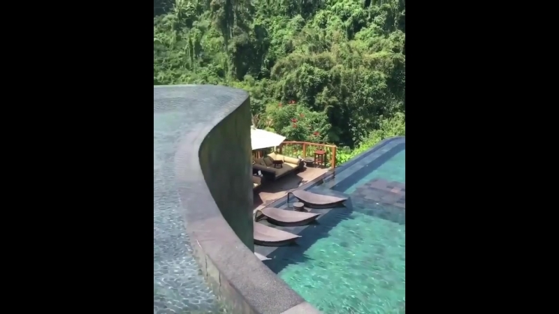Bali Indonesia рай