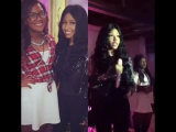 Nicki Minaj - Flawless (Live @ Reginae Carter's birthday party) (#1)