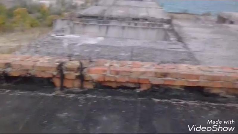 заброшенный отель на Северной стороне Севастополя