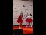 Fancam  170820  OH MY GIRL (Mimi)  KCON 2017 LA Hi-Touch Event