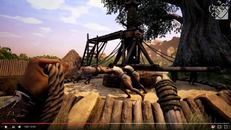 [gagatunFeed] КОНАН ВЫЖИВАТЕЛЬ - Conan Exiles