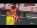 Гол Тьяго Алькантары. Бавария 2 - 0 Андерлехт.