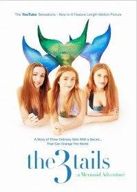 Сказ о трёх хвостах: Приключения русалок / The3Tails Movie: A Mermaid Adventure (2015)