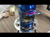 E05 Boom Boom Happy Valentines Day Here comes popcornMake it with COKE CAN in office Sh