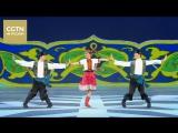Татарский танец в исполнении Государственного академического ансамбля народного танца имени Игоря Моисеева