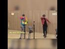 Kim Jaeduck Lee JaiJin dance on radio