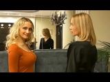Елена и Дарья в ресторане