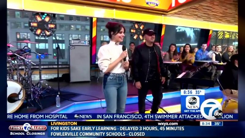 Camila Cabello Having A Blast Singing Havana On GMA