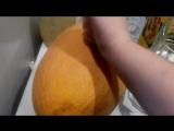 как резать дыню туториал