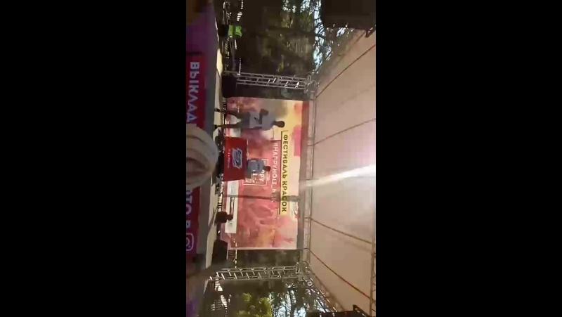 Иван Пятницкий - Live