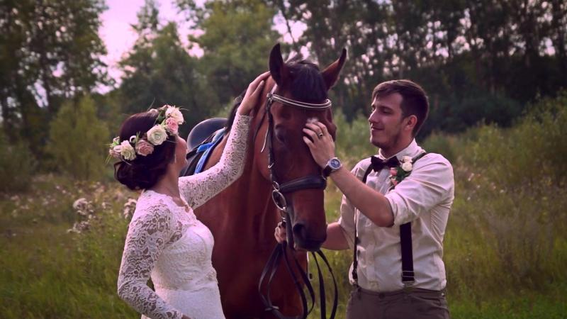 Валерия и Илья Свадебный клип