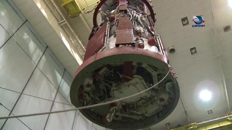 Союз ТМА-12М. Проверка барокамерой