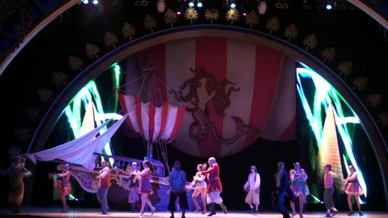 Номер Пираты. Lotte World (Южная Корея. 2009).