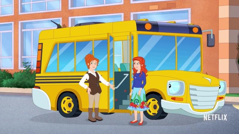 ENG | Трейлер мультсериала «Волшебный школьный автобус — The Magic School Bus Rides Again». Сезон 1.