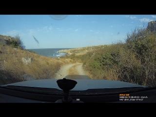 Крым, Азовское море - Генеральские пляжи.
