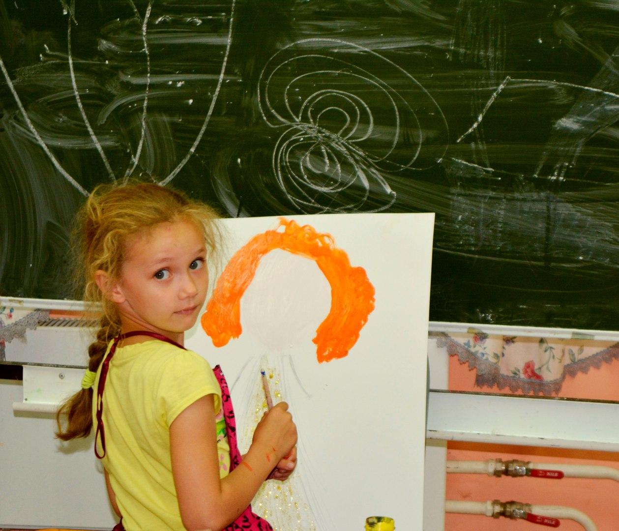 мастер-класс по рисунку